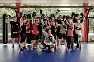 Fitness Boxen, das effektive Power-Workout