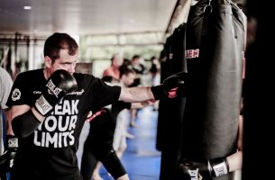Boxfit in der World of Defense